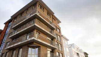 Roth Fastigheters klimatsmarta bostäder i Hyllie (2)