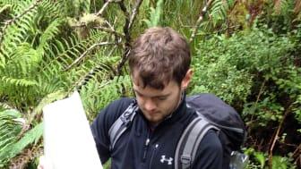 Graduate wins top professional ecology award