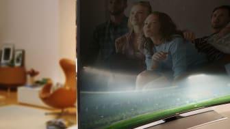 Svenskarna de mest lojala tv-tittarna i Europa