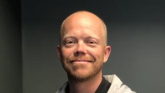 Tomas Collin, leder Norsk Osteopatforbund