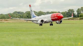 Norwegian med resultat på 1 milliard kroner og god passasjervekst i tredje kvartal
