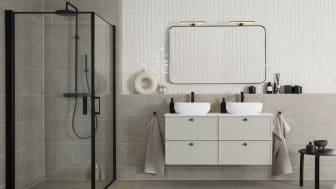 Vedum listar: Här är badrumstrenderna 2021!