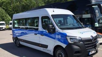 70 nya fordon när Transdevs dotterbolag fortsätter köra serviceresor i Region Örebro