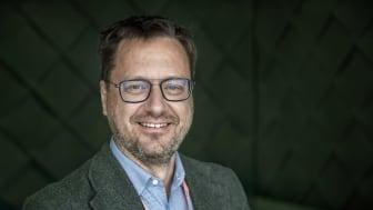 Knut Skansen - Director of Deichman Public Library, Oslo.