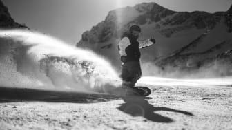 Sonnenschein und feinster Pulverschnee waren beim GletscherTestival garantiert.