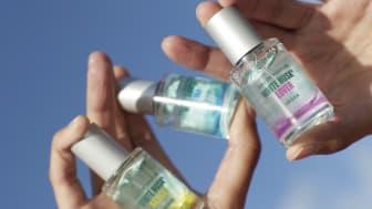 Doftklassiker lanseras i ny förpackning plus tre innovativa tillskott!