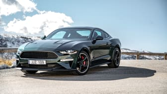 LEKKER: Her er  nye Ford Mustang Bullitt