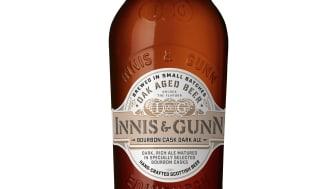Bourbonlagrad Dark Ale – ny njutöl från Innis & Gunn
