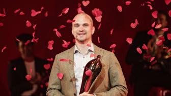 Talentprismodtager: skuespiller Ferdinand Falsen Hiis