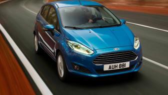 Ford Fiesta er kåret til årets globale kvinnebil