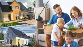 Eigenheim ist für Normalverdiener die bessere Alternative zur Mietwohnung