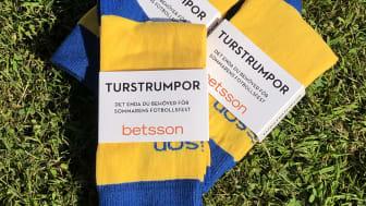 Här är Betssons EM-kampanj i sommar