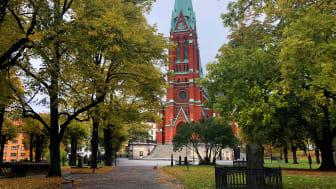 S:t Johannes kyrka stängs för renovering