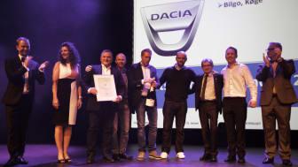 Dacia bare størst i Køge