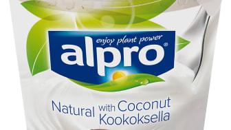 Alpro PBA alternativ til yoghurt kokos 500 g
