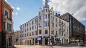 Eiendommen i Keysers gate 1 har tidligere huset Søilen teater – et av hovedstadens første teatre – som dannet grunnlaget for det som i dag er Edderkoppen teater