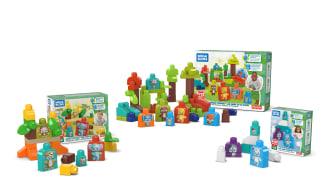 MEGA Bloks® Sets von Mattel
