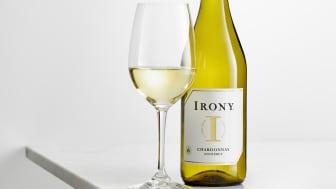 Irony Chardonnay - Nyhet i Systembolaget beställningssortiment