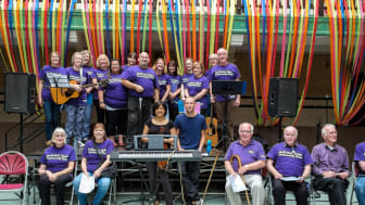Stockport community stroke choir appeals for votes