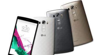 NY SMARTPHONE I G4-FAMILJEN: SNYGGA LG G4S GER IMPONERANDE PRESTANDA I MELLANPRISKLASSEN