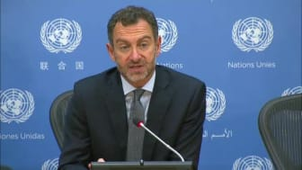 Toby Lanzer, Deputy Special Representative of the Secretary-General (Resident and Humanitarian Coordinator)