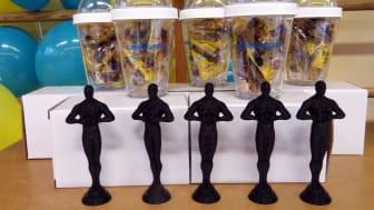 Preise aus dem 3D-Drucker der Bayernwerk-Ausbildungswerkstatt