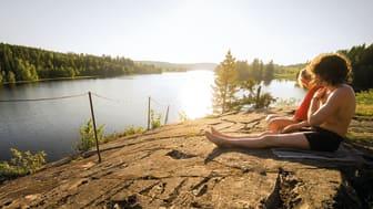 Härnösand är Norrlands bästa sommarstad och trea i Sverige.