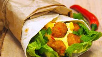 Med vegetariska burgare och bullar från Felix blir det lättare för kockar att servera vegetariskt.