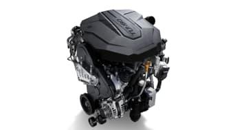 Nya Santa Fe - 2.2 Diesel engine