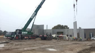 BAUHAUS bygger nyt varehus i Kolding, hvilket er ganske særligt, for det var her historien begyndte for BAUHAUS i Danmark i 1988. Byggevarehuset forventes færdigt i foråret 2018