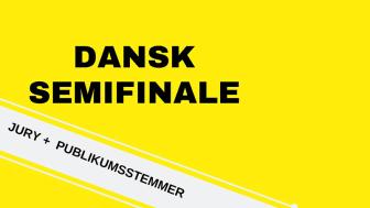 Semifinale i nyt dansk/svensk talentprojekt Popkorn Nordic løber af stablen 13. november i Helsingør.