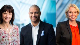 Forsen har tre talare på plats i Almedalen