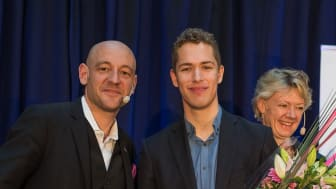 Sveriges främsta unga entreprenör 2013 utsedd