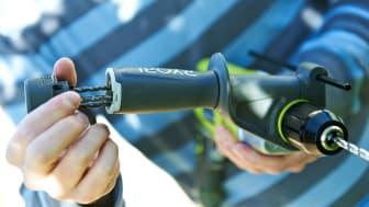 Ryobis Slagborrmaskiner är enkla att använda