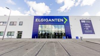 Elgiganten åbner nyt varehus i Fredericia