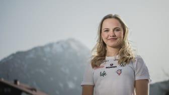 Linn Svahn är fortfarande inte tillräckligt bra i sin axel för att tävla i Trollhättan 26-28e augusti.