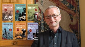 Dick Harrison gör succé med ny historisk bokserie