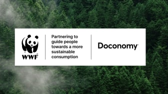 Doconomy and WWF in strategic partnership to inform, encourage and guide people towards a sustainable lifestyle