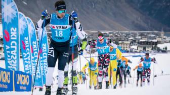 Visma jatkaa Visma Ski Classics -hiihtokiertueen nimisponsorina vuoteen 2022