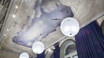 """Frihet"", Stora hotellets master suite"