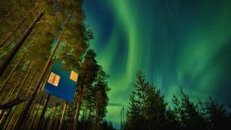 Foto: John Butlin, foto lånat av Tree Hotel