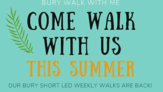 Come walk with us this summer!