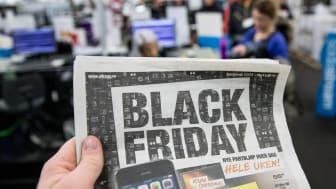 Årets utgave av Black Friday ser ut til å gi Elkjøp ny omsetningsrekord. Ved 13.30-tiden hadde kjeden omsatt for over 450 millioner kroner.