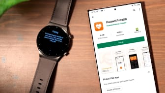 Så kopplar du Huawei Watch GT2 Pro till iOS- och andra Androidenheter