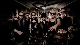 Finnegan's Hell! Sveriges mest fritänkande folkrockband är tillbaka med besked!
