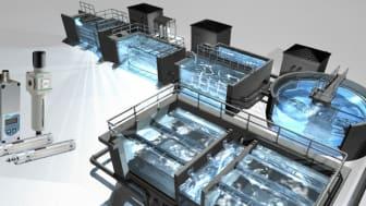 Komplett lösning för övervakning och styrning av vätskor från Asco