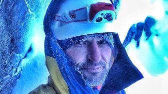 Fyra handfasta råd från Stefan när det gäller isklättring