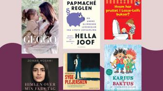 """""""Geggo"""" er årets mest lyttede bog på Nextory"""