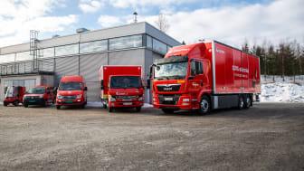 Det er ti år siden Posten tok i bruk sitt første elektriske kjøretøy. En fersk undersøkelse viser at Posten er den merkevaren i logistikkbransjen som nordmenn opplever er mest bærekraftig.