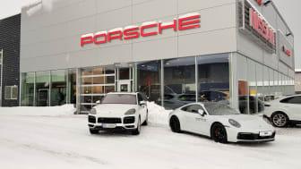 Porsche Tromso